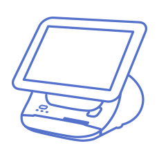 POS-Hardware All-in-One Icon